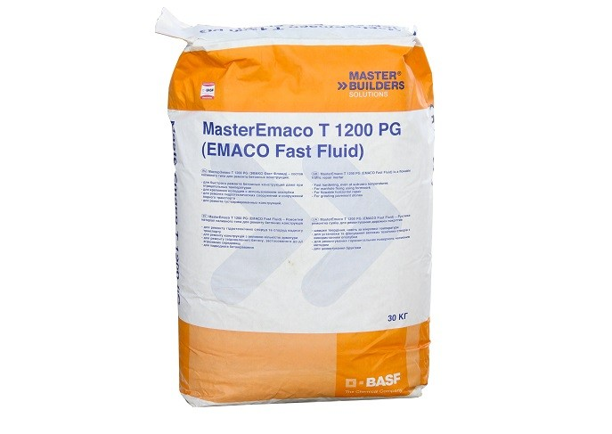 Emaco Fast Fluid (MasterEmaco T 1200 PG)